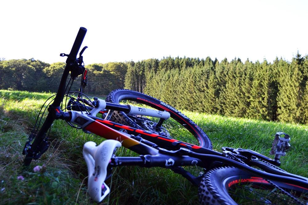 Mountainbiken in Luxemburg: Ardennen Region
