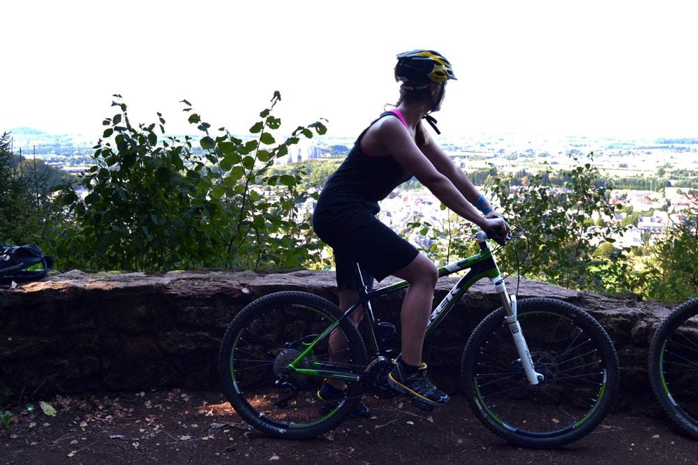 Mountainbiken in Luxemburg: Reg Rock Region