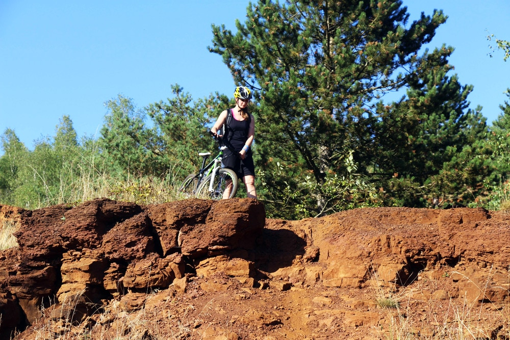 Red Rock Region Mountainbiken in Luxemburg