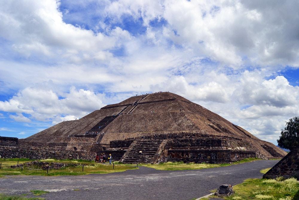 pyramidene i mexico