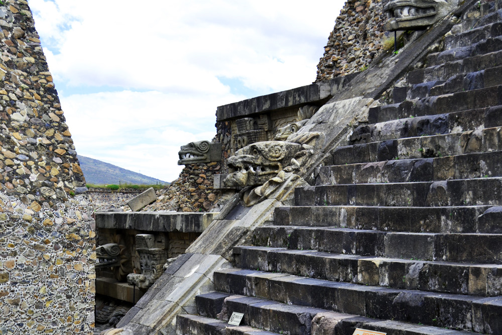 Mexiko Stadt: Tagesausflug zu den Pyramiden von Teotihuacán