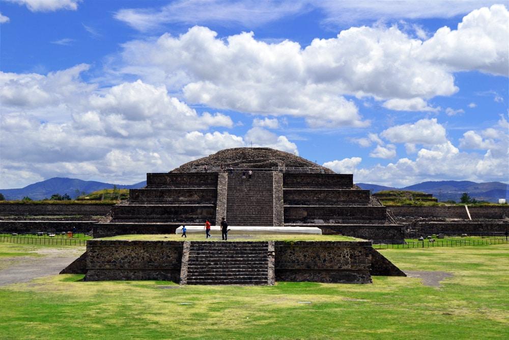 Mexiko Stadt: Tagesausflug zu den Pyramiden von Teotihuácan