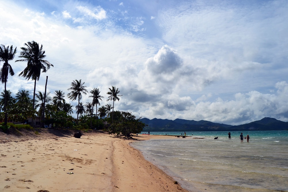 Tagkawayan Beach Palawan