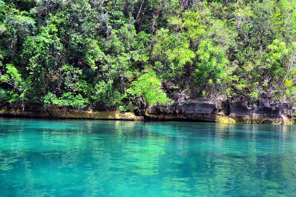 Blue Lagoon Bucas Grande Siargao, Philippinen