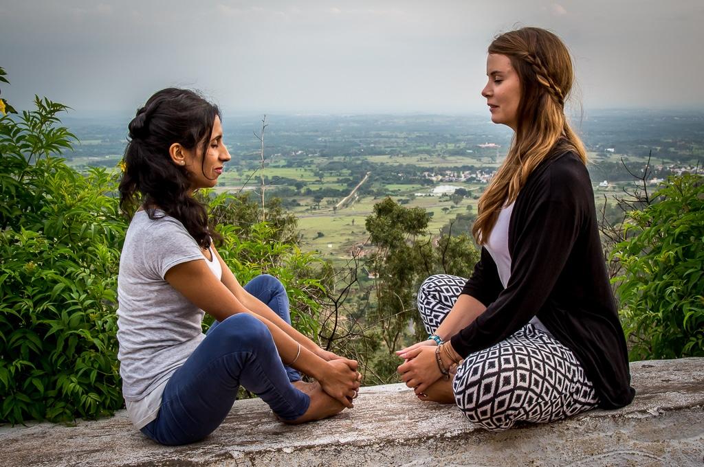 Yoga in indien