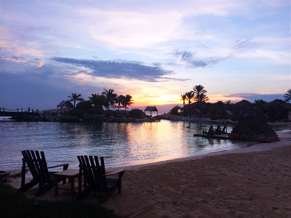 Curacao: Baoase Luxury Resort Strand