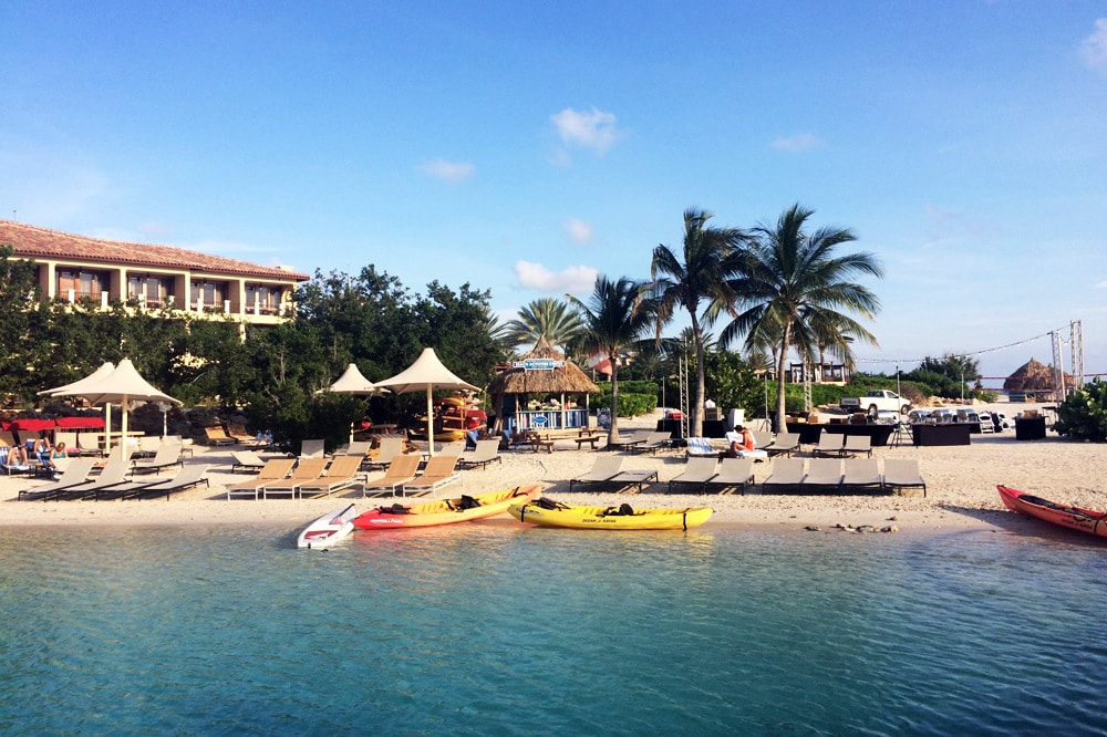 Curacao: Santa Barbara Beach and Golf Resort Strand