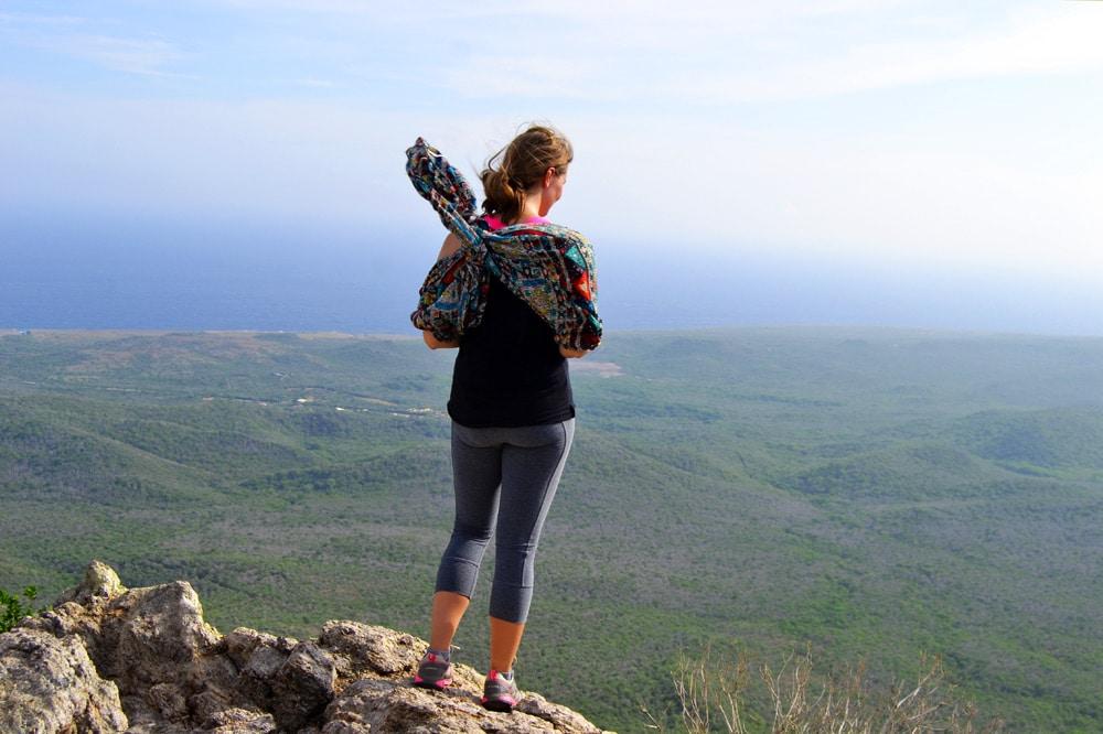 Christoffelberg Curacao Wanderung
