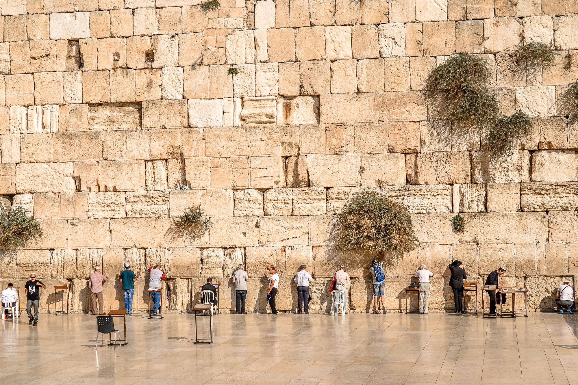 Religion in Jerusalem: Von Konflikten und Spannungen