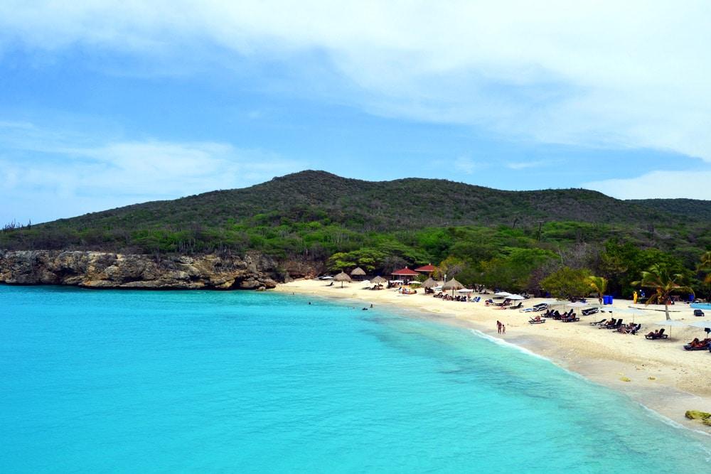 Curacao: Kenepa Grandi, schönste Strände an der Westküste
