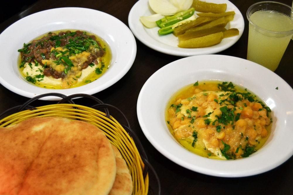 Hummus Israel Jerusalem