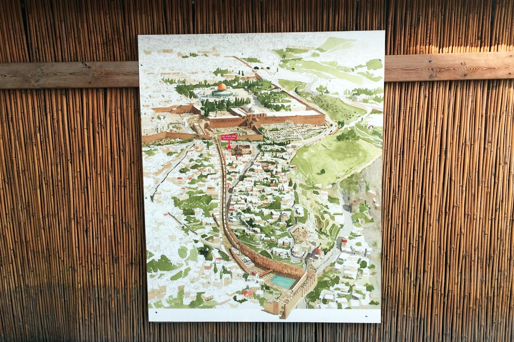 Jerusalem City of David - Davidsstadt Tour