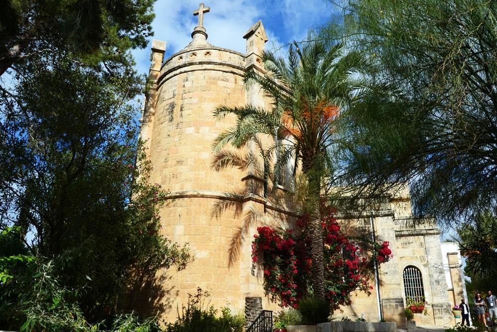 Notre Dame de Sion Ein Karem En Kerem Jerusalem