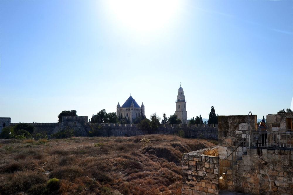 Ramparts Tour Stadtmauer Jerusalem, Israel