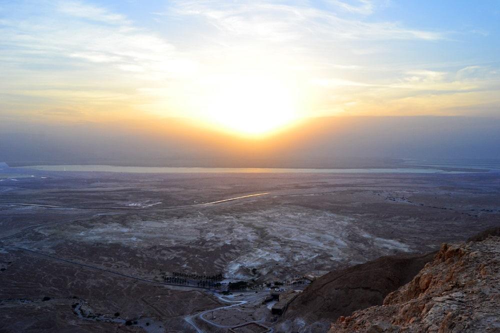 Masada Sunrise Tour Abraham Tours