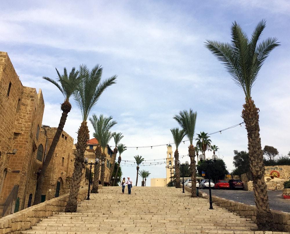 Jaffa Altstadt - Tel Aviv, Israel
