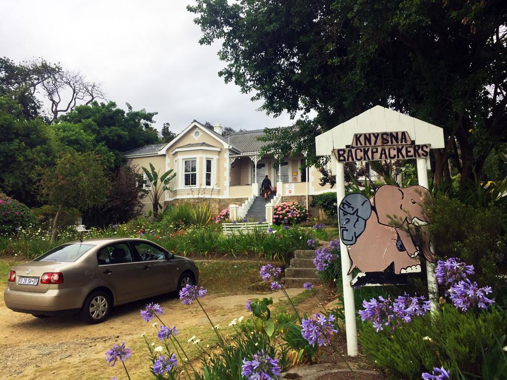 Knysna Backpackers Südafrika