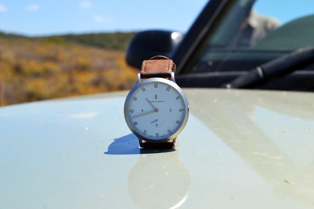 Lilienthal Berlin Armbanduhr L1