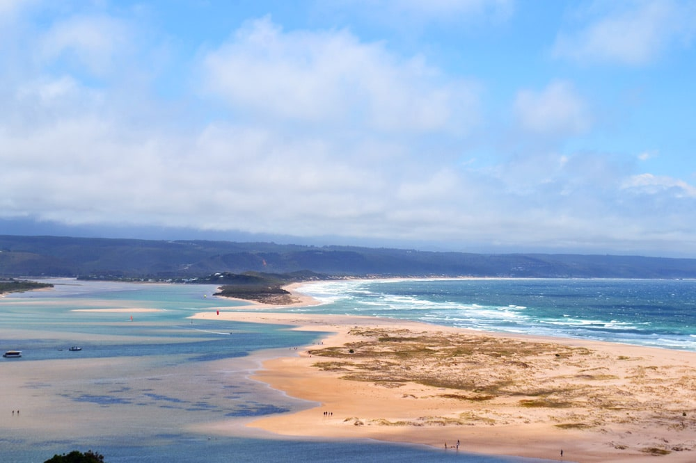 Plettenberg Beach Strand Lagune in Plettenberg Bay- Garden Route Highlights