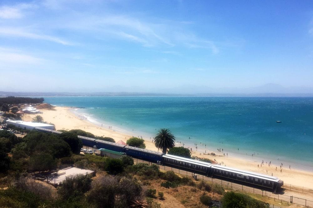 Mossel Bay Santos Express Train Lodge