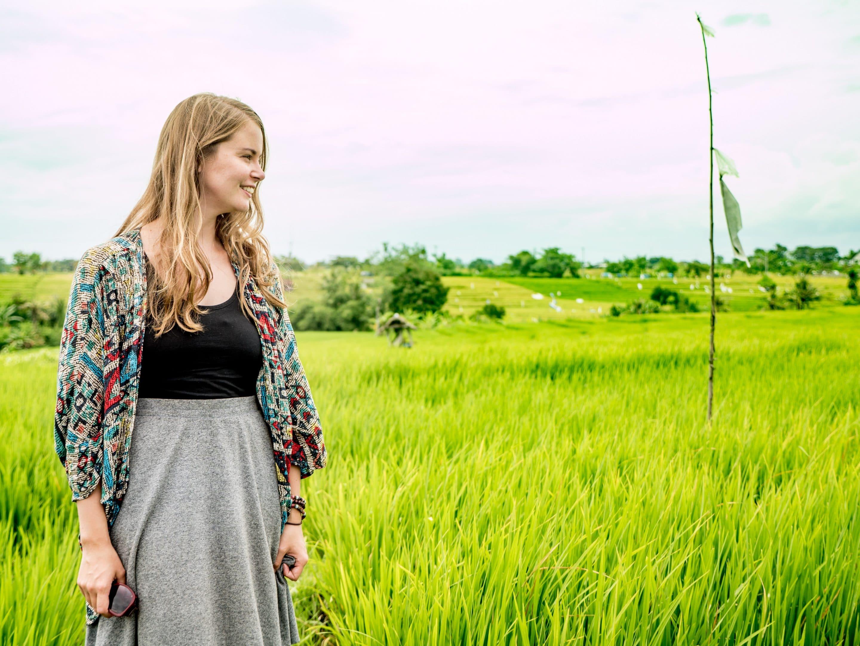 Reisetipps an mich - Bali Reisfelder