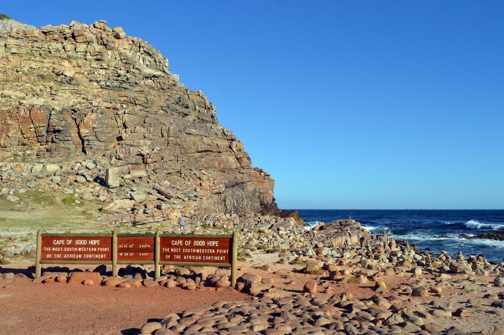 Kapstadt Cape Point Kap der guten Hoffnung