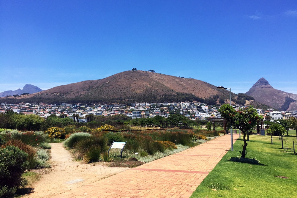 Green Point Park Kapstadt