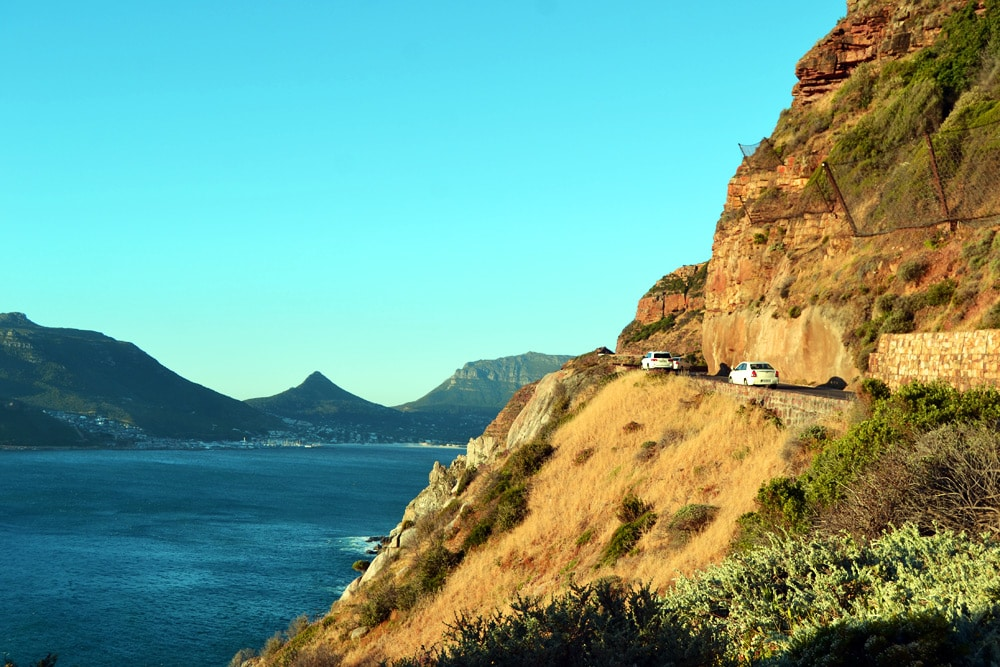 Kapstadt Hout Bay Scenic Drive schönste Straße