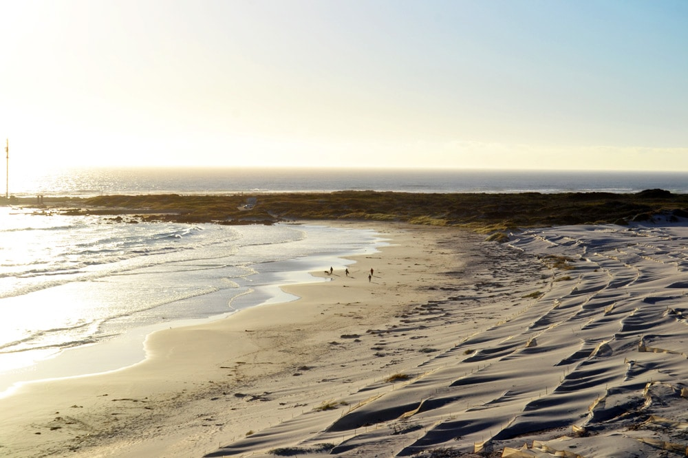 Long Beach Kapstadt, Südafrika