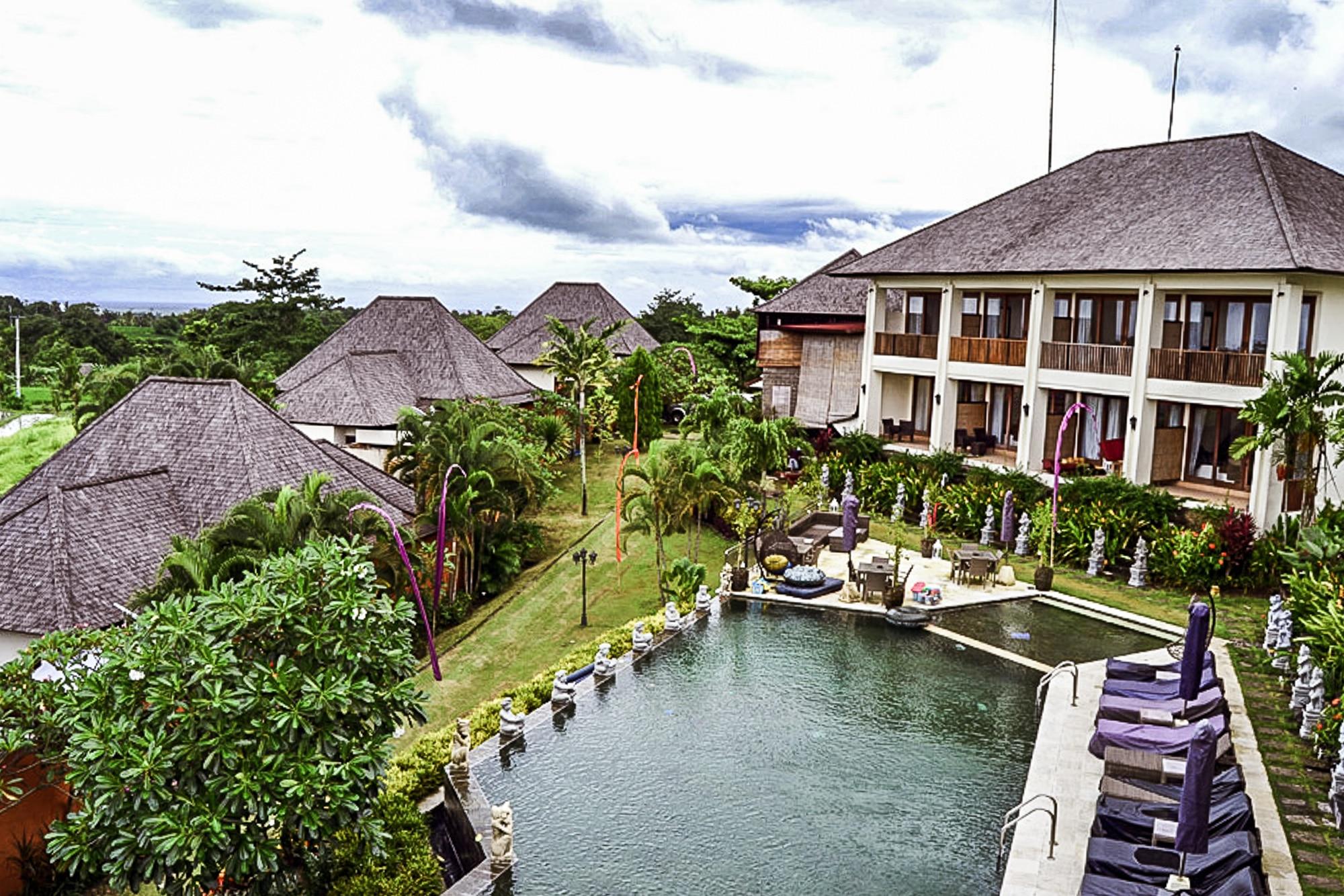 Sahaja Sawah Resort Bali Review - mein Erfahrungsbericht