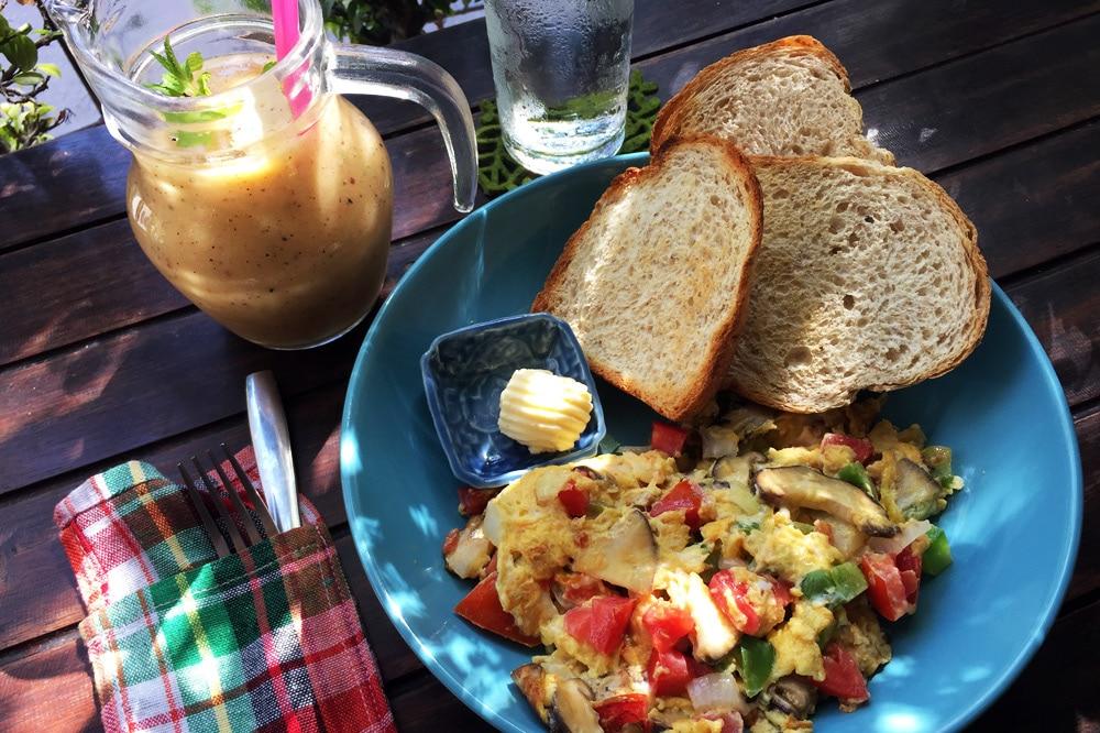 Restaurants in Chiang Mai: Angels Secrets - Frühstück
