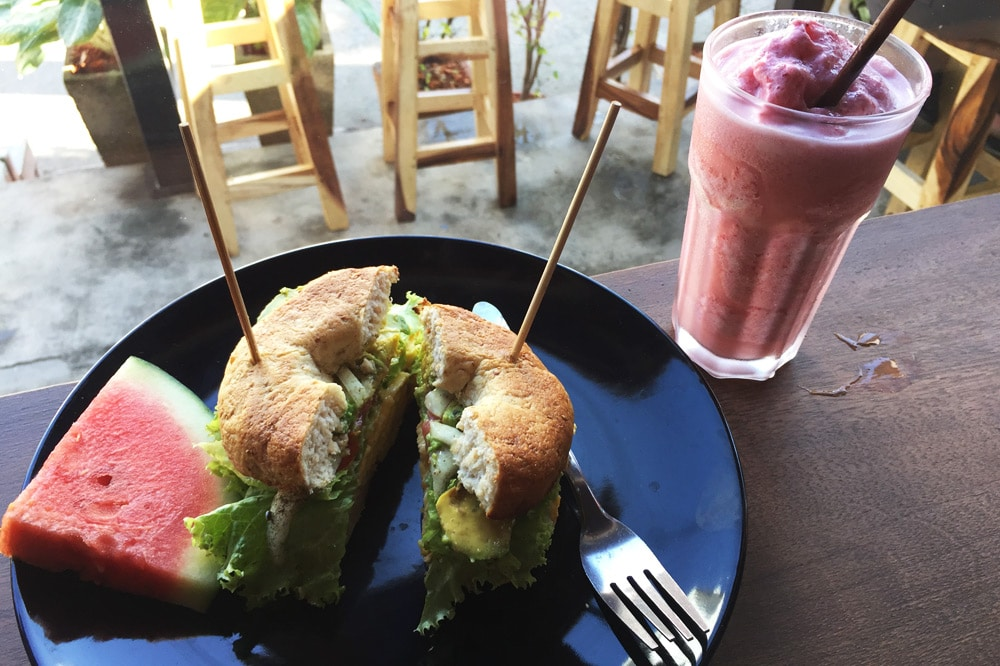 Die besten Restaurants in Chiang Mai: Bagel House