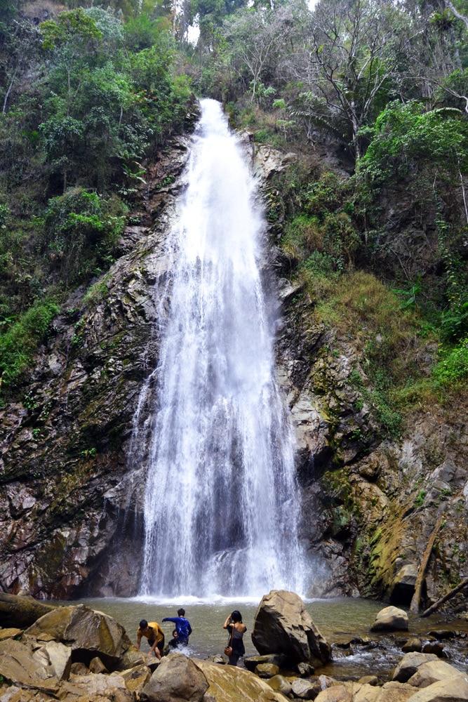Khun Korn Wasserfall Chiang Rai, Thailand