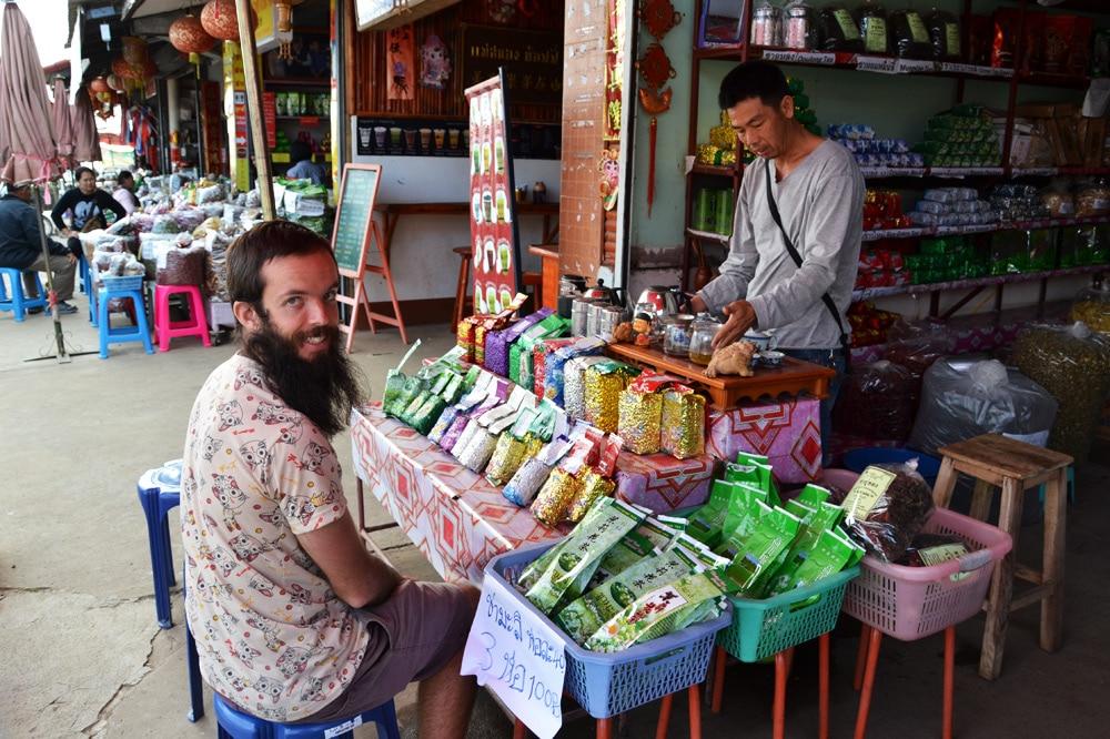 Doi Mae Salong Village (Santikhiri) Chiang Rai, Thailand - Tee