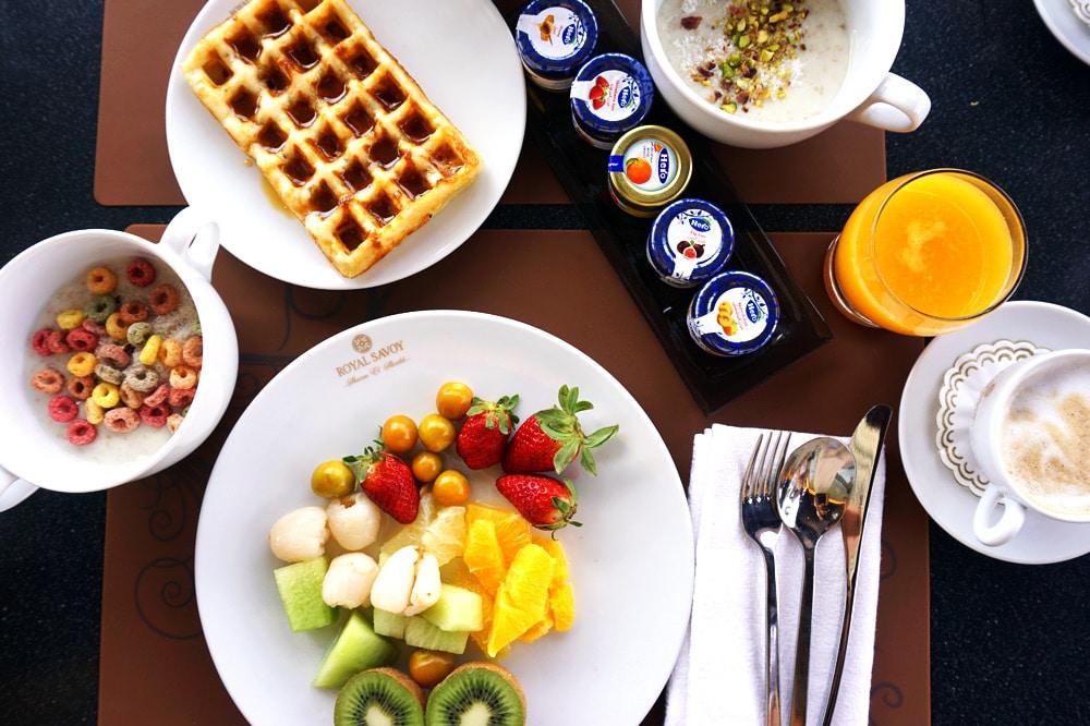 Royal Savoy Hotel Sharm El Sheikh Frühstück