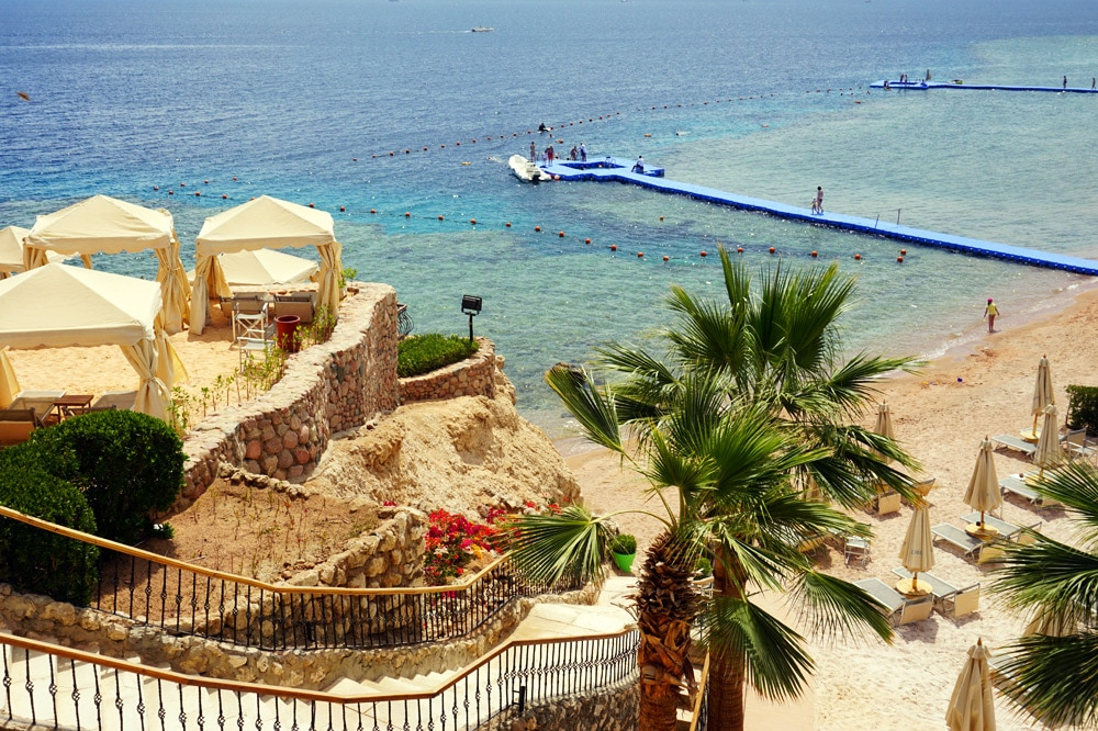 Royal Savoy Hotel Sharm El Sheikh Privatstrand