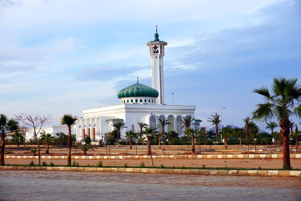 Al Mustafa Moschee Sharm El Sheikh