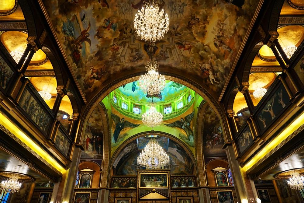 Koptisch Orthodoxe Kirche Sharm El Sheikh