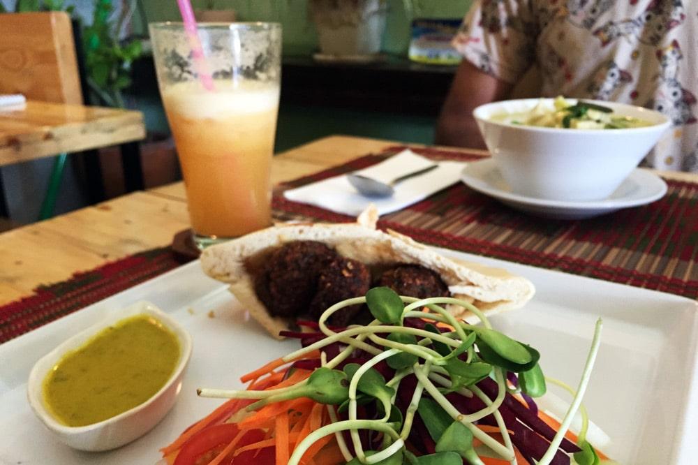 Die besten Restaurants in Chiang Mai: Taste from Heaven Falafel