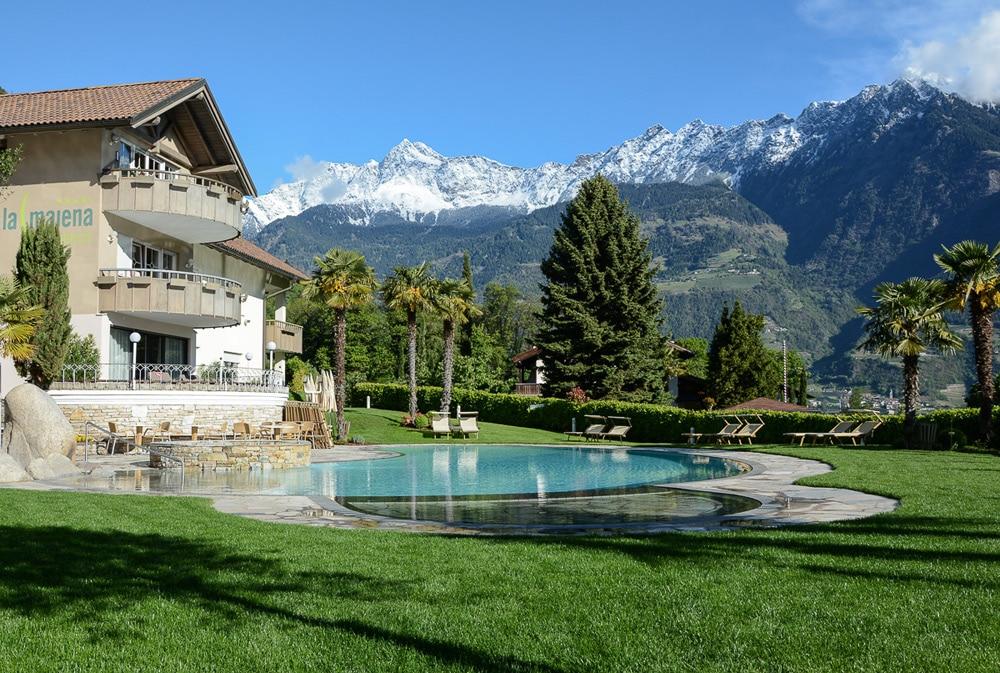 la maiena meran resort: Hoteltest und Erfahrungsbericht - Hotel