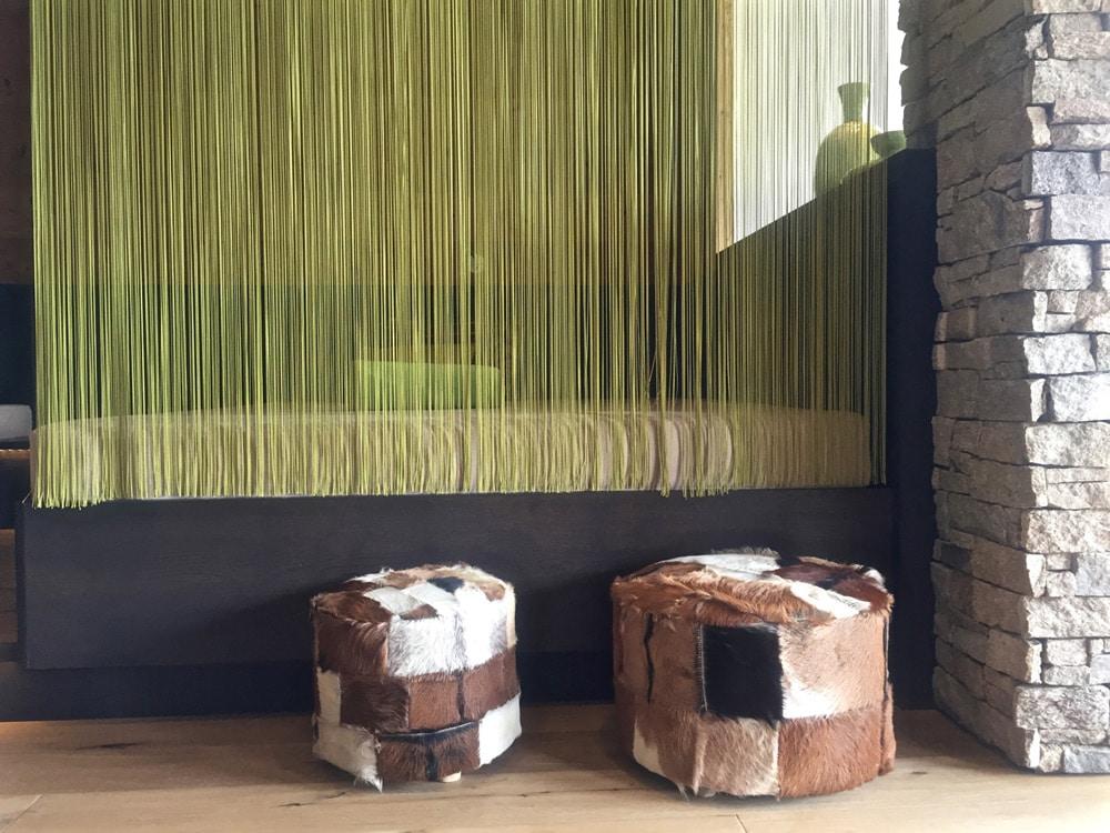 la maiena meran resort: Hoteltest und Erfahrungsbericht - Sauna und Spa