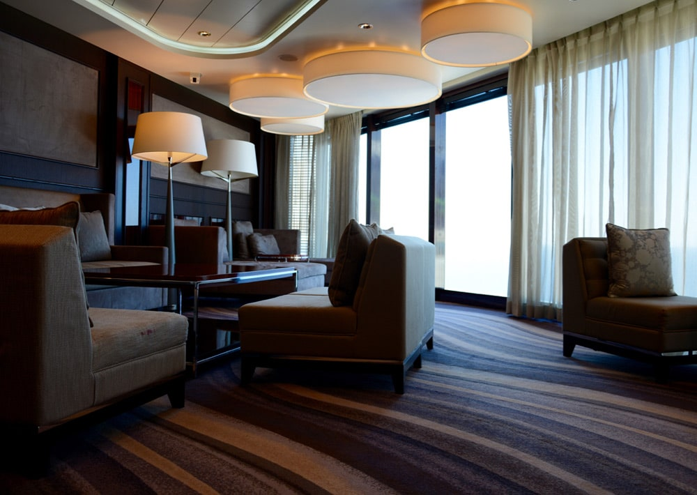 Norwegian Epic Erfahrungen: The Haven Lounge