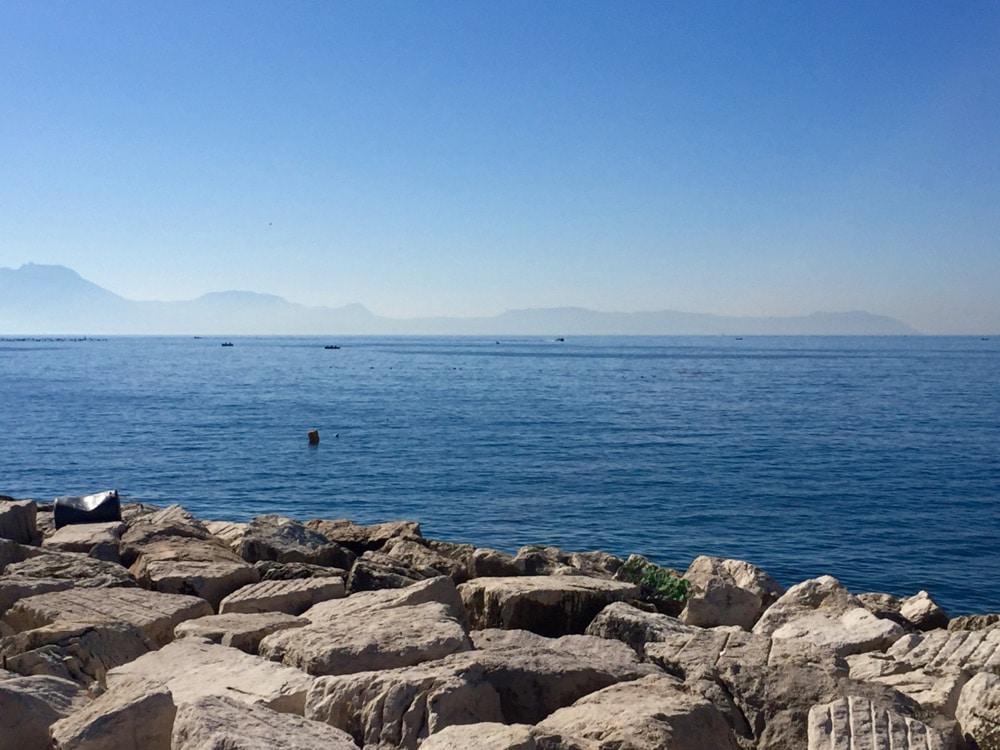 Norwegian Epic Erfahrungen: Landausflug mit Fahrradtour in Neapel