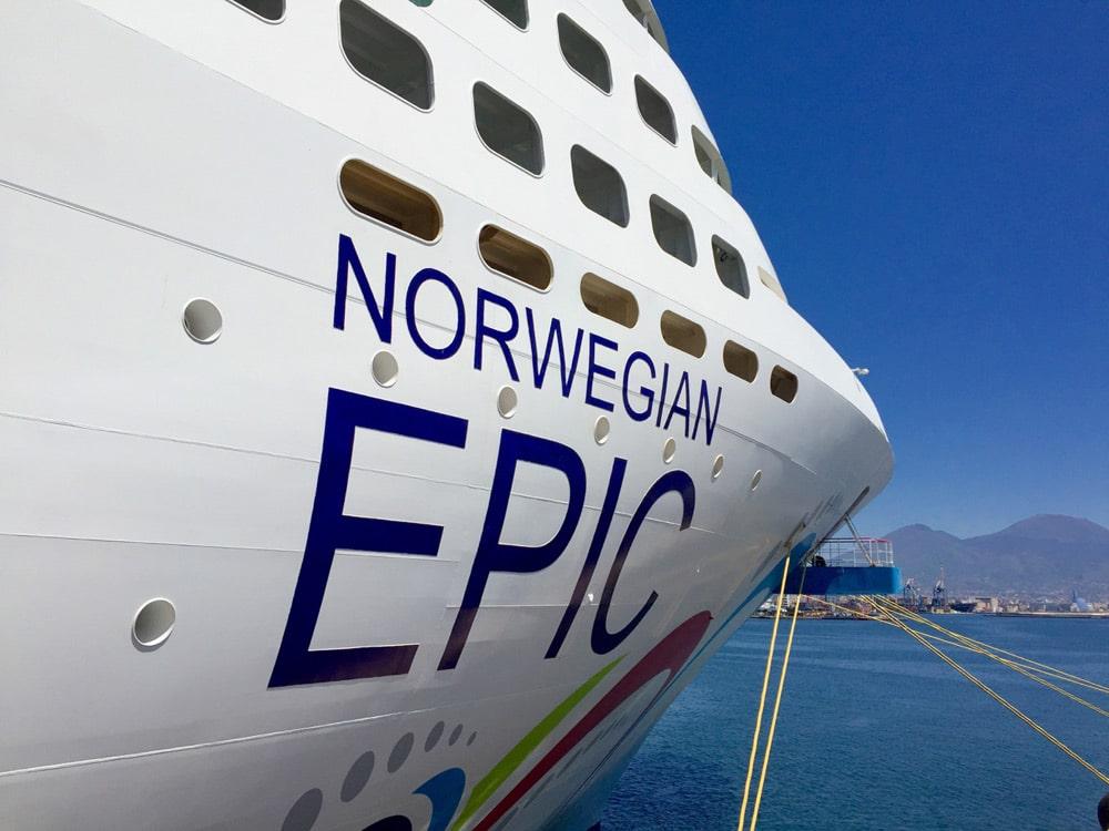 Norwegian Epic Erfahrungen: Norwegian Cruise Line Kreuzfahrtschiff