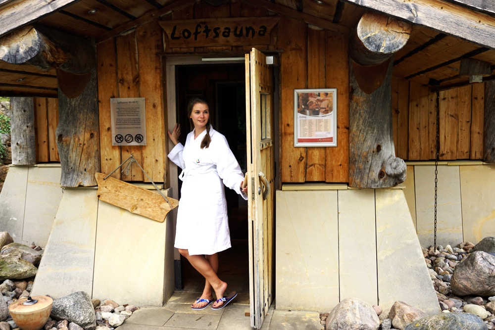 Kiss Salis Therme: Sport- und Wellnesswochenende in Bad Kissingen - Sauna