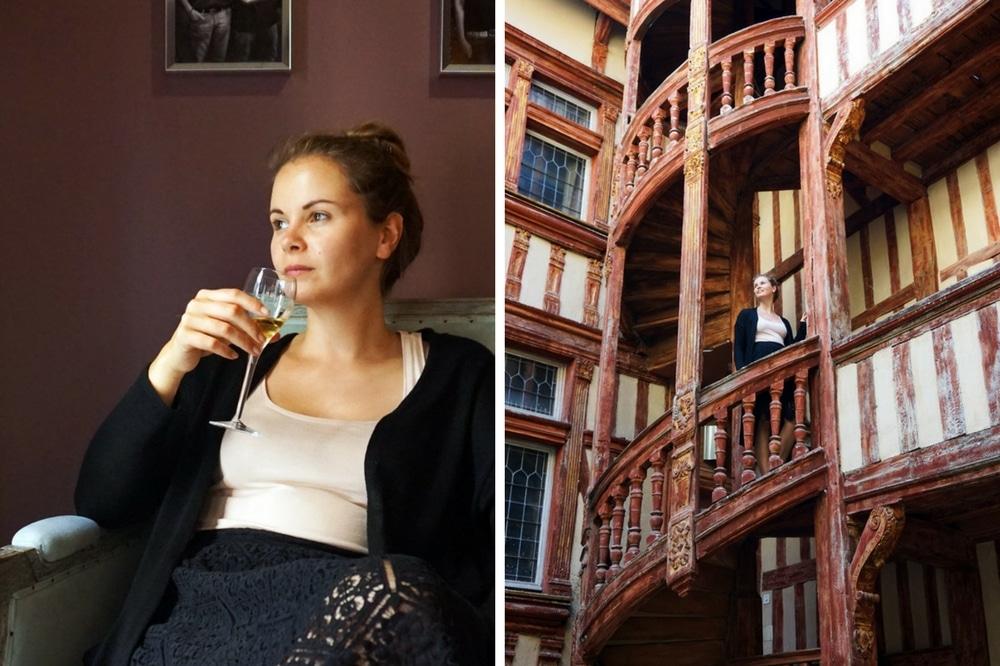 Frankreich Roadtrip: Troyes in der Champagne - Champagnerverkostung und Fachwerkhäuser in der Altstadt