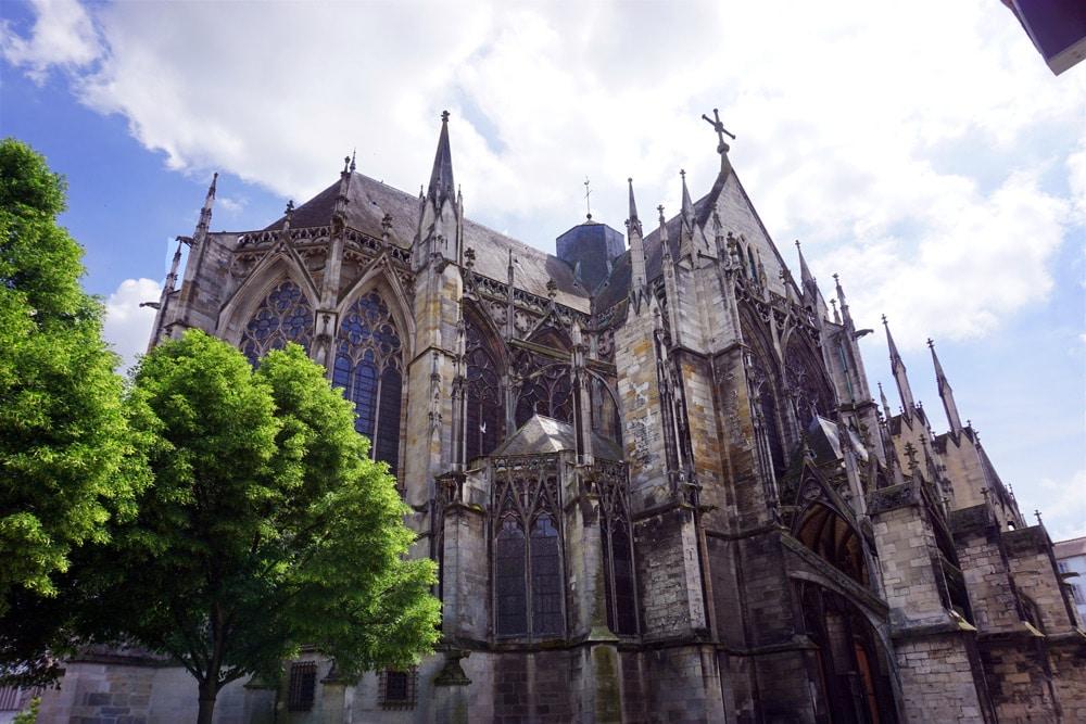 Frankreich Roadtrip: Troyes in der Champagne - Stadtführung in der Altstadt