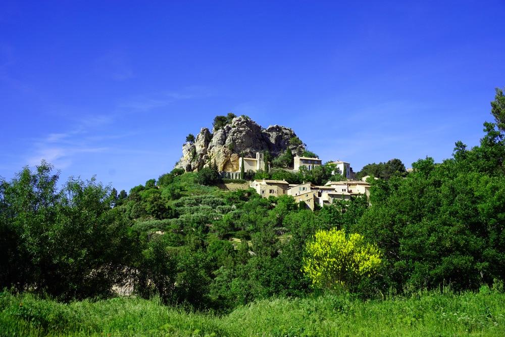 Vaucluse: Fahrrad fahren in der Provence - Frankreich Genussreise