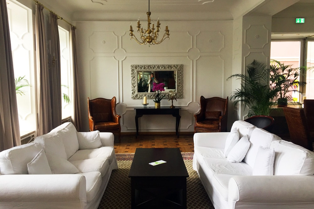 Hotel Wyndham Garden Bad Kissingen Lobby