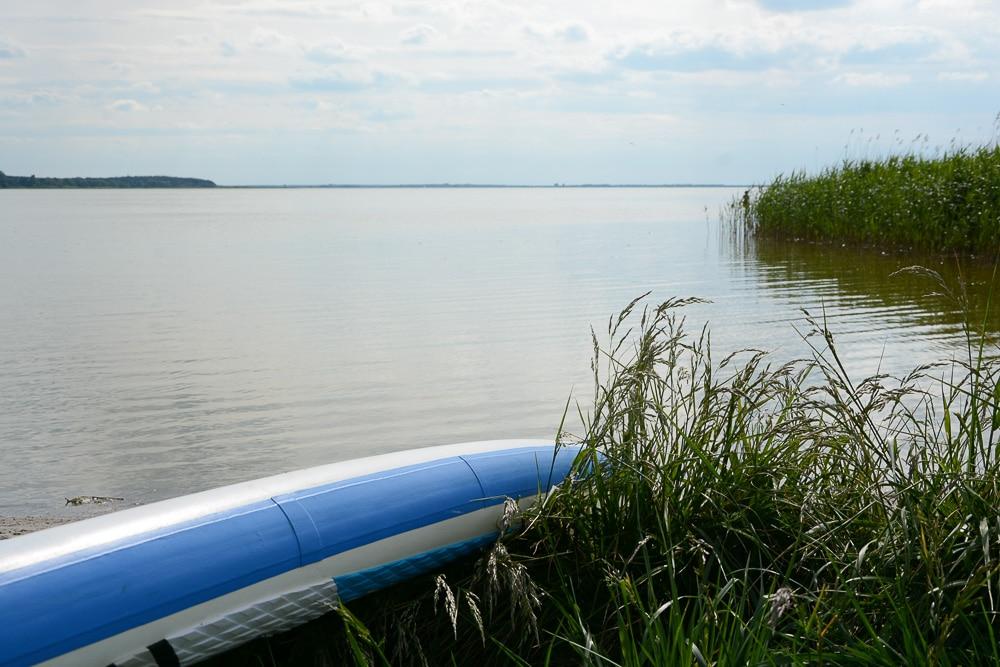 Ostsee: Kitesurf Schule Kitemafia Saaler Bodden